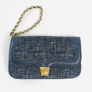 The Limited by Sophie Theallet Clutch baby/white